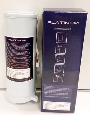 Platinum Digital Water Ionizer Cartridge